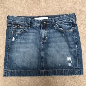 Old Navy size 8 denim skirt